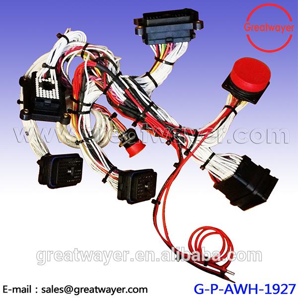 Deutsch DRC 50Pin / CAT Engine Wiring Harness / Catepillars ... on